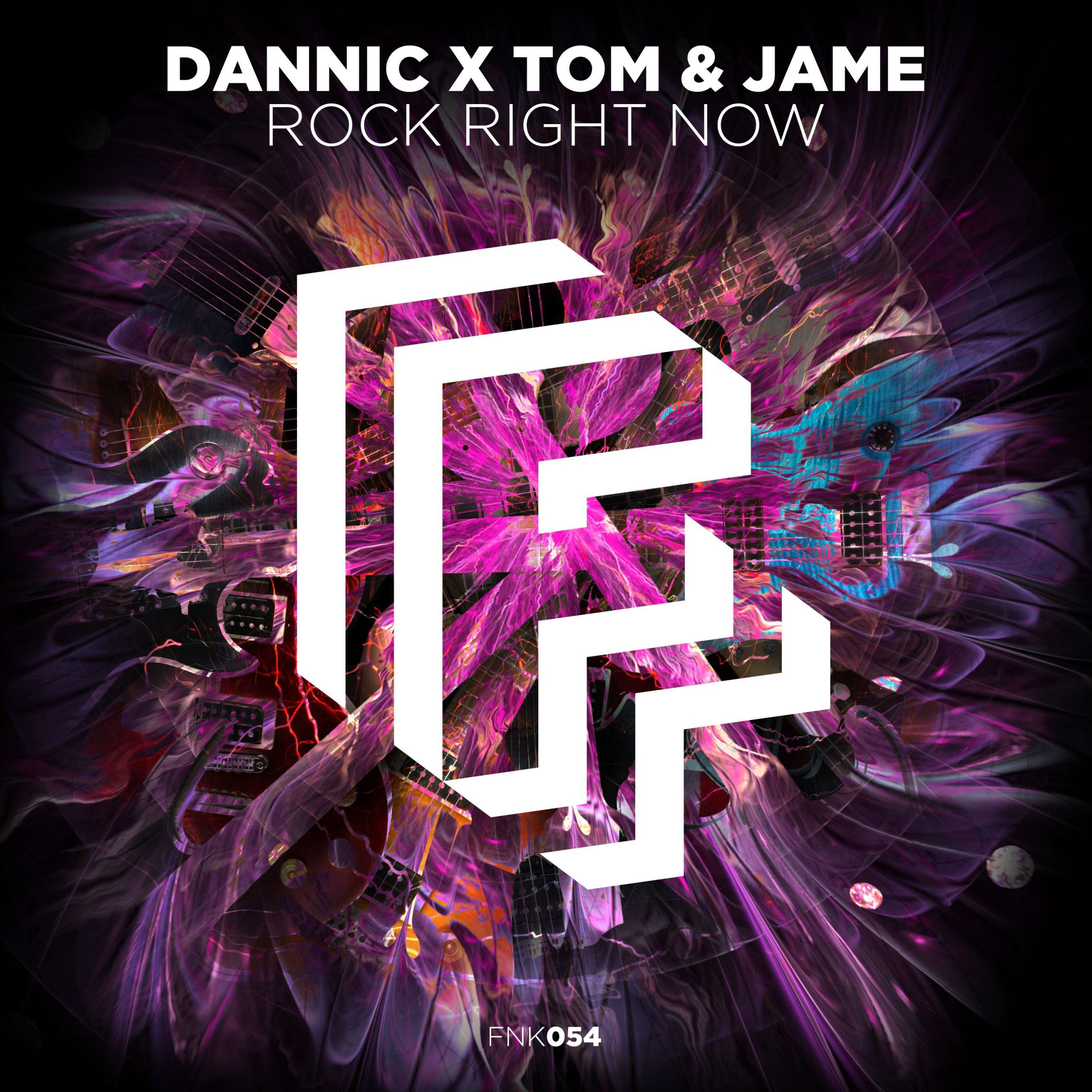 Dannic x Tom & Jame - Rock Right Now
