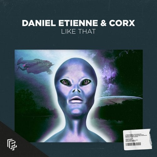 Daniel Etienne & Corx - Like That